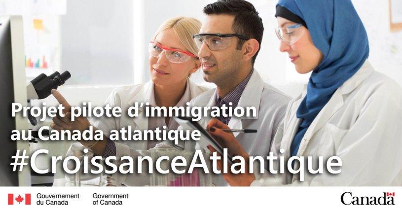 programma pilota di immigrazione per le province